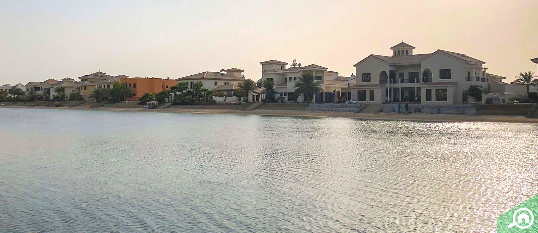living in palma residences Palm Jumeirah
