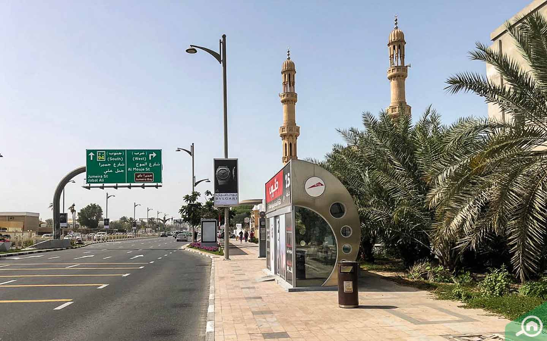 jumeirah 2 street view