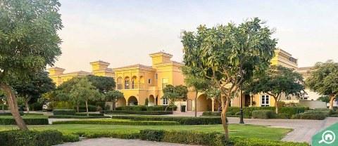 The Ponderosa, The Villa