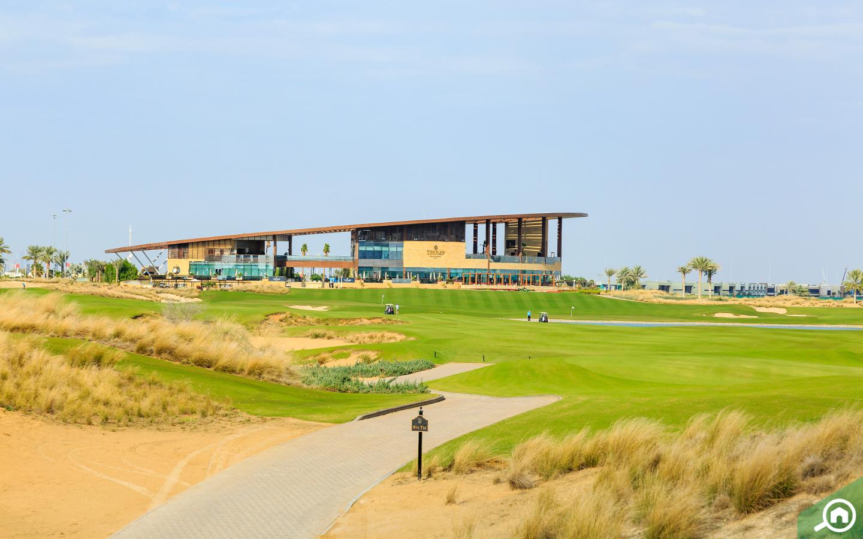 نادي ترامب الدولي للجولف في دبي