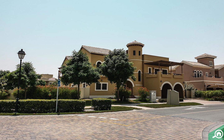 villa in Centro