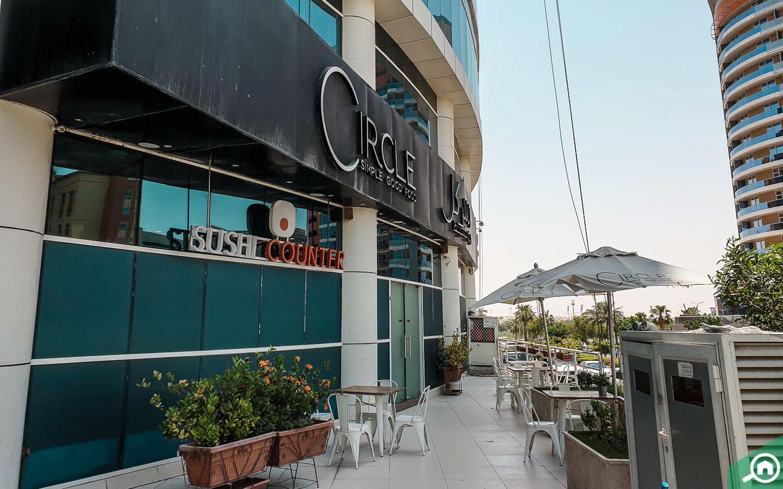 Cirlce Cafe in Centro