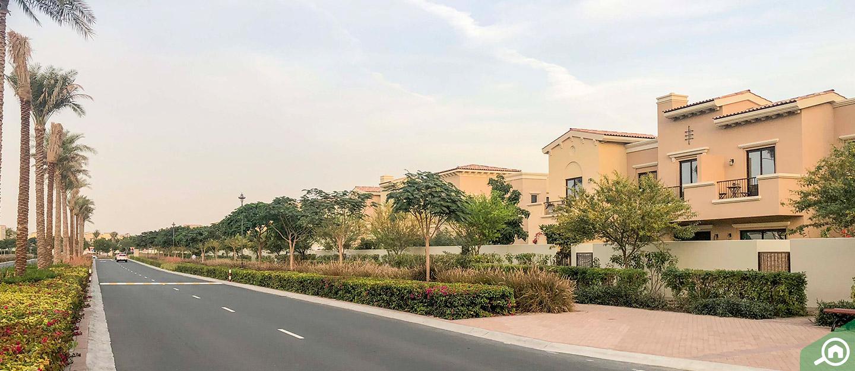 Villas in Mira, Reem, Dubai