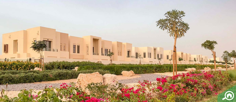 houses in Mira Oasis, Reem, Dubai