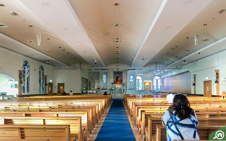 church near al sufouh 1