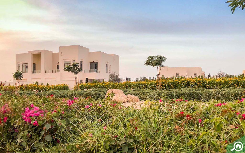 villas in Mira Oasis Dubai