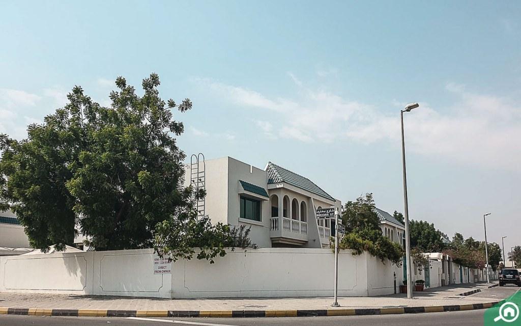 Community view Al Shahba