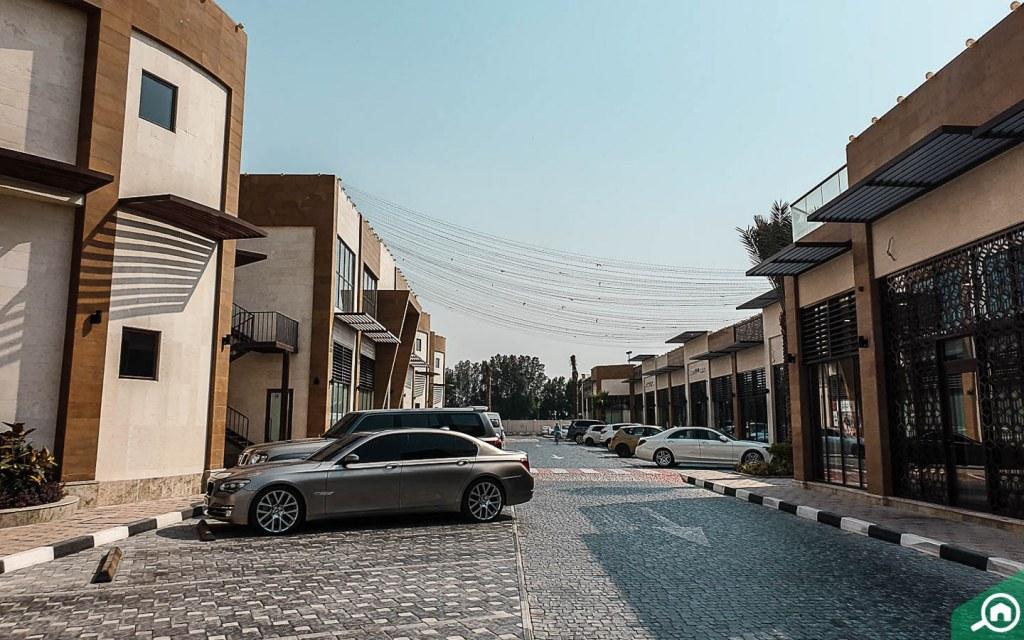 parking in Al Shahba