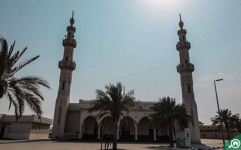 mosques in Al Shahba Sharjah