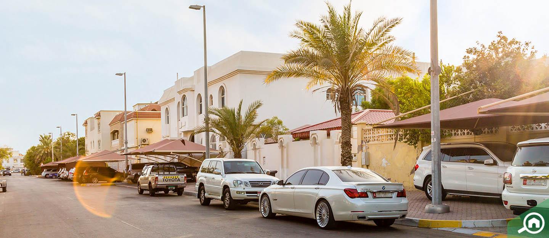 living in al saada street