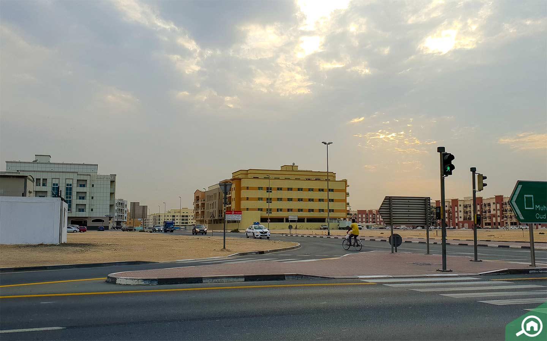 Muhaisnah 3 neighbourhood