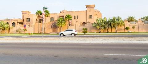 Muzera, Al Raha Gardens