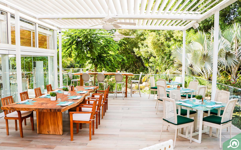 the farm restaurant near dahlia