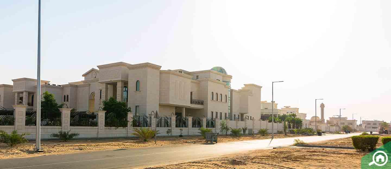 Zone 13 Mohammed Bin Zayed City Area