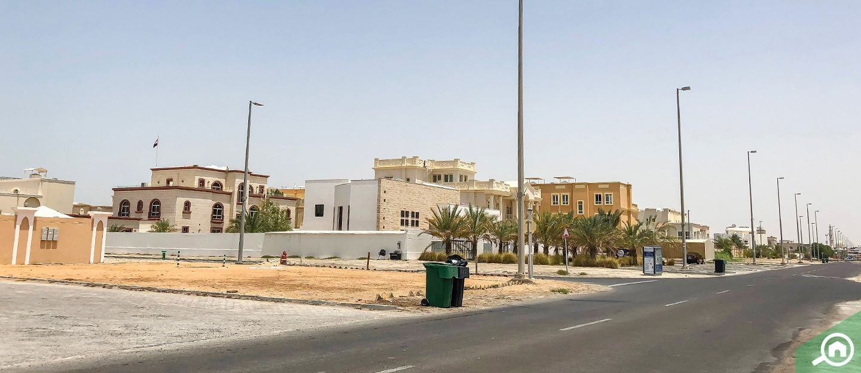 living in complex 16 khalifa city a