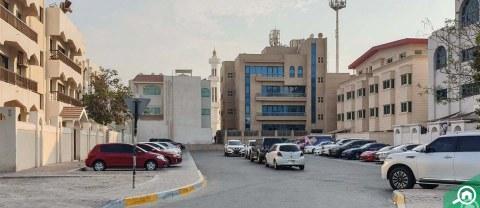 Khalifa Bin Shakhbout Street, Al Manaseer