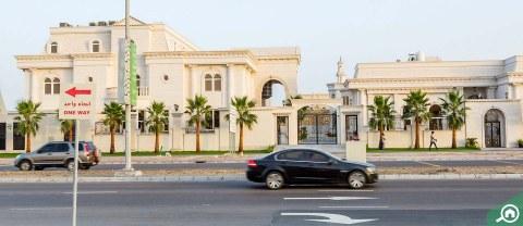 Khuzama, Al Raha Golf Gardens