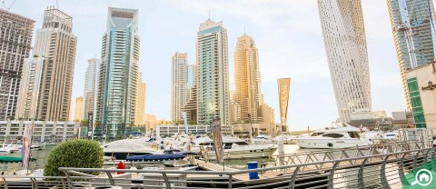 Marina Promenade, Dubai Marina