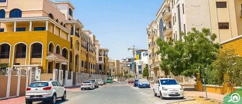 Westar Les Maisonettes, Jumeirah Village Circle (JVC)
