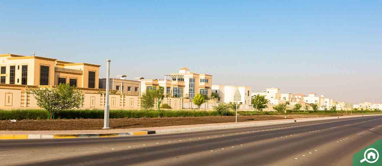 المنطقة 20 مدينة محمد بن زايد