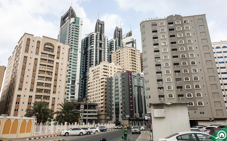 Street View of Al Nud