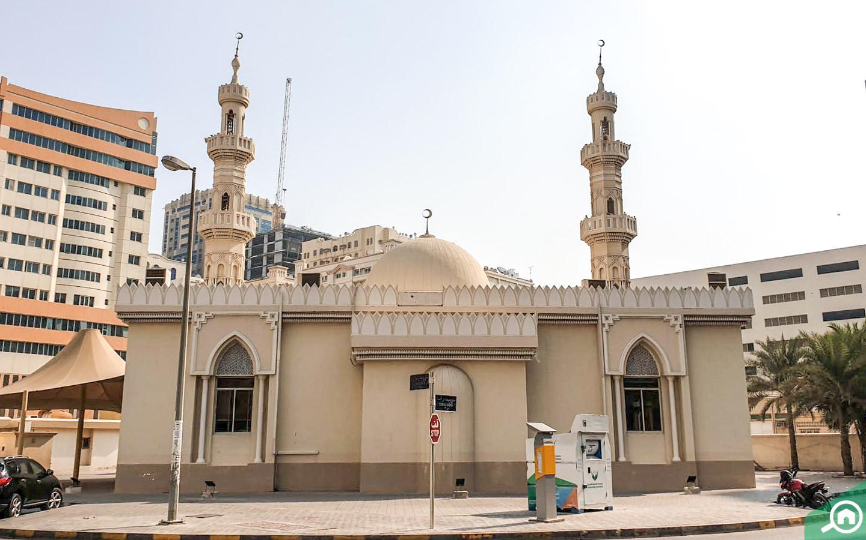 Um Almo'umneen Um Habiba Mosque in Al Nud