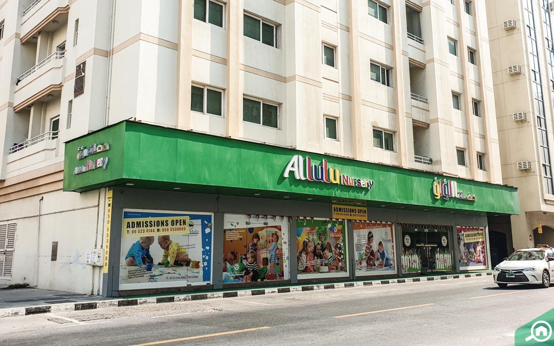 Al Lulu Nursery, Al Nud