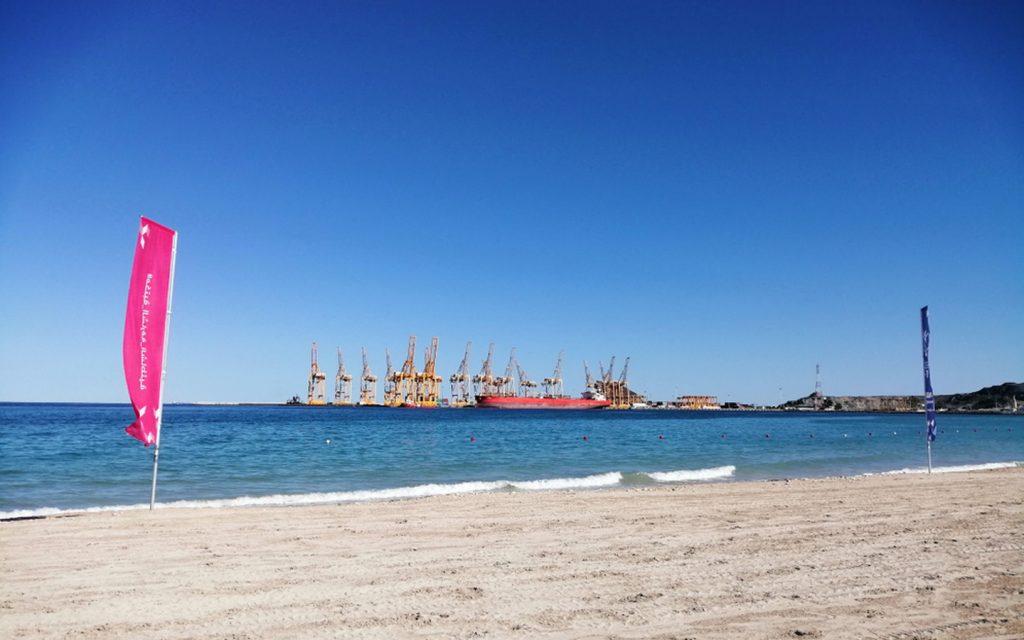 شاطئ خورفكان
