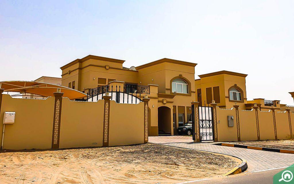 Villa in Al Suyoh