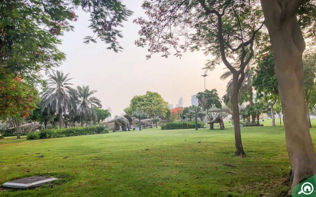 zabeel park near al mankhool