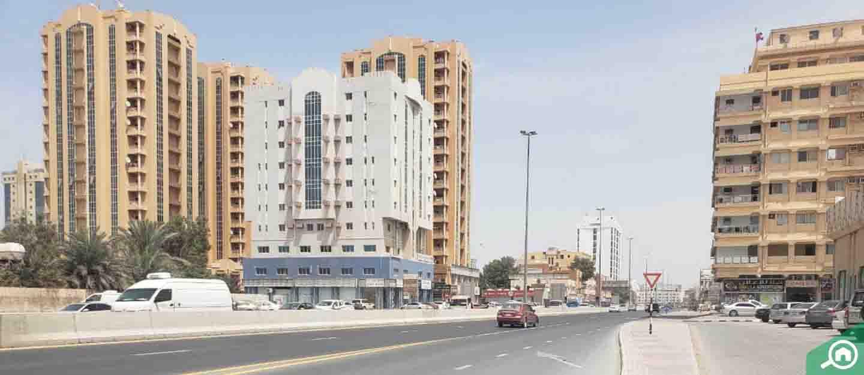 Al Nakheel, RAK
