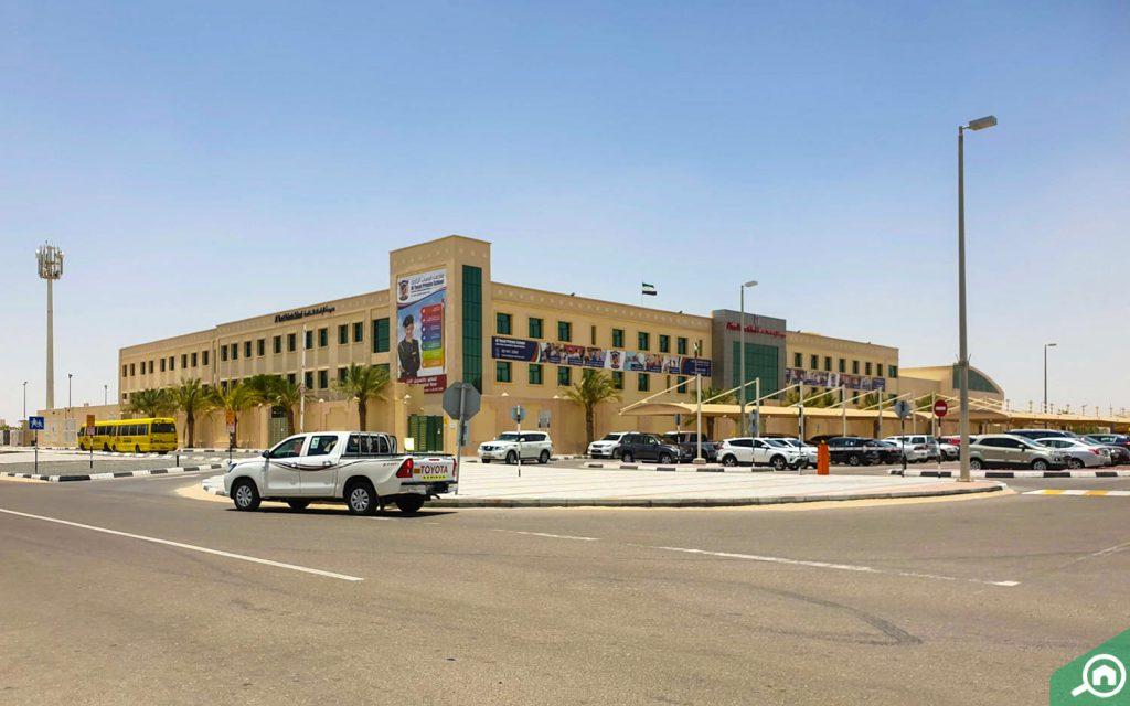 al yasat private school near al shamkha south