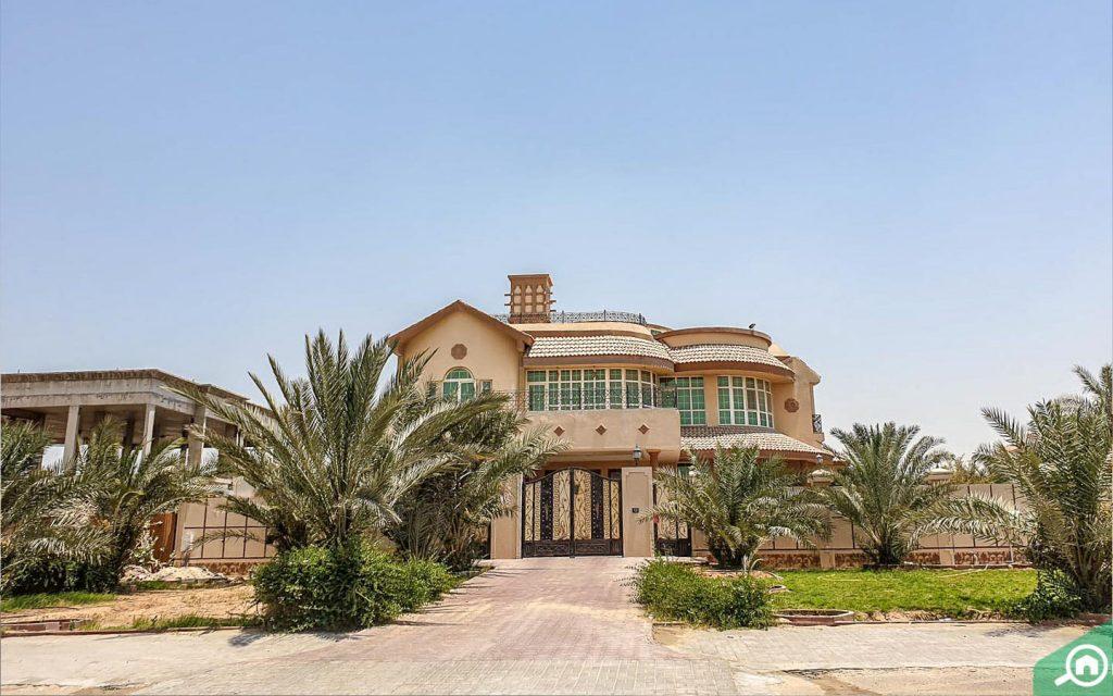 Villas in Al Noaf