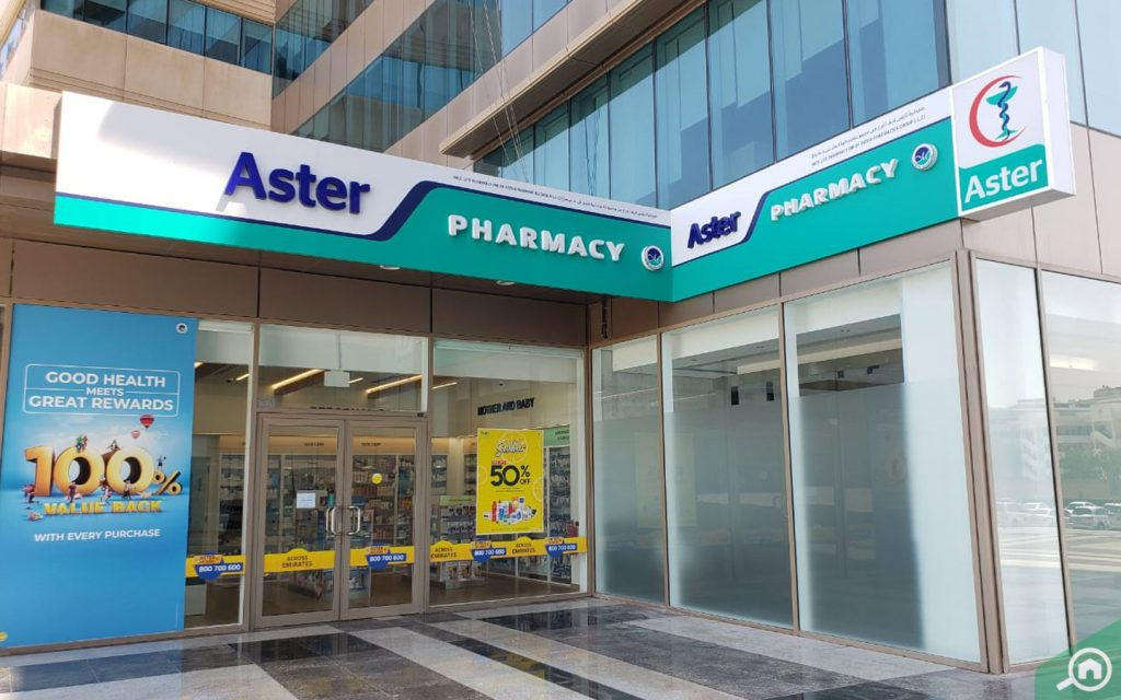 Aster Pharmacy, Al Mina, Dubai