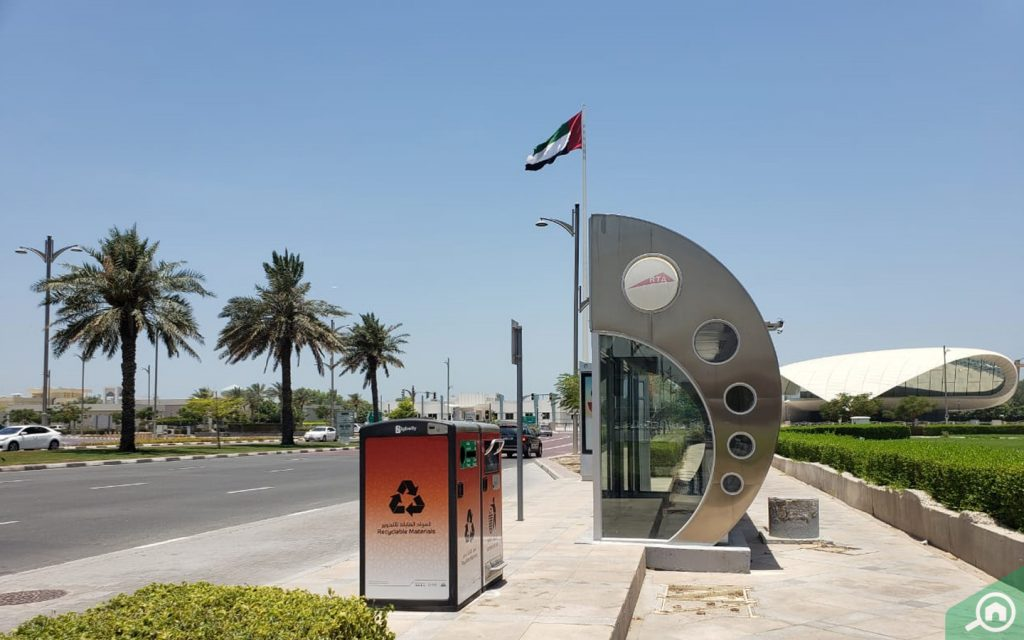 Al Mina Bus Stop