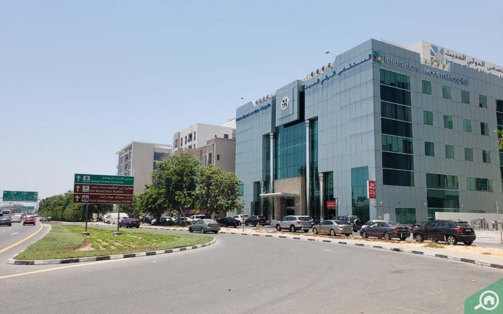 International Modern Hospital Al Mina Dubai