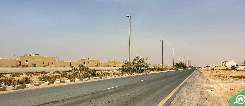 Mirbah coastal area in Fujairah, United Arab Emirates