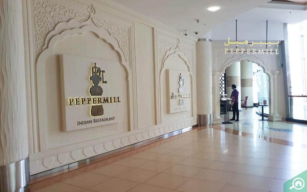 restaurant in Defence Road Abu Dhabi