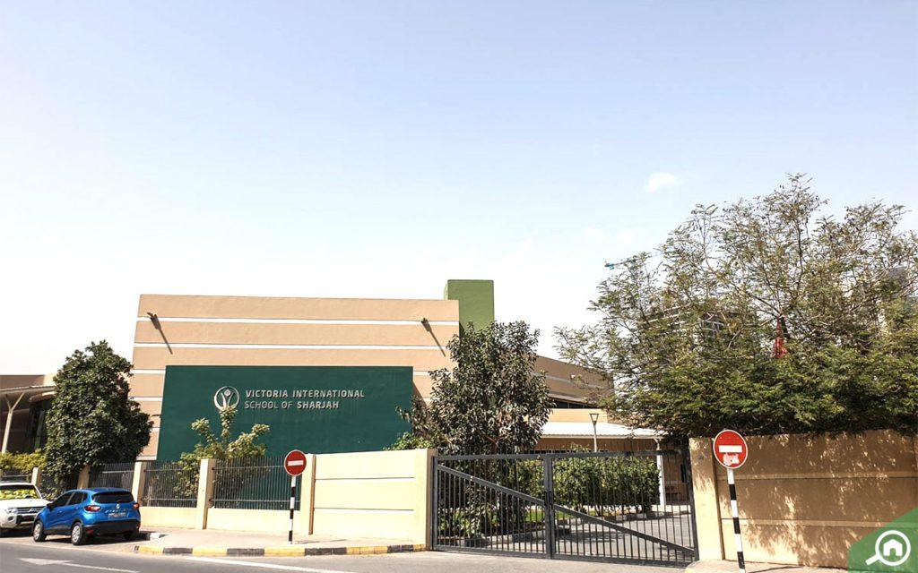 مدرسة فكتوريا الدولية