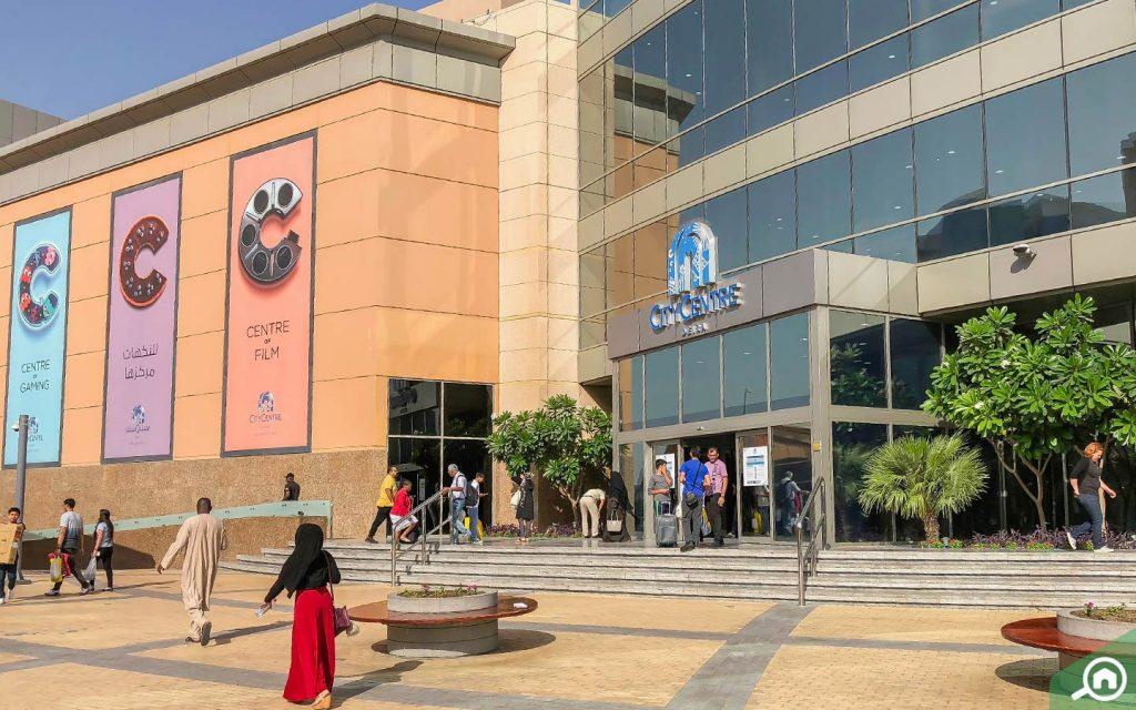 City Centre Deira near Oud Al Muteena