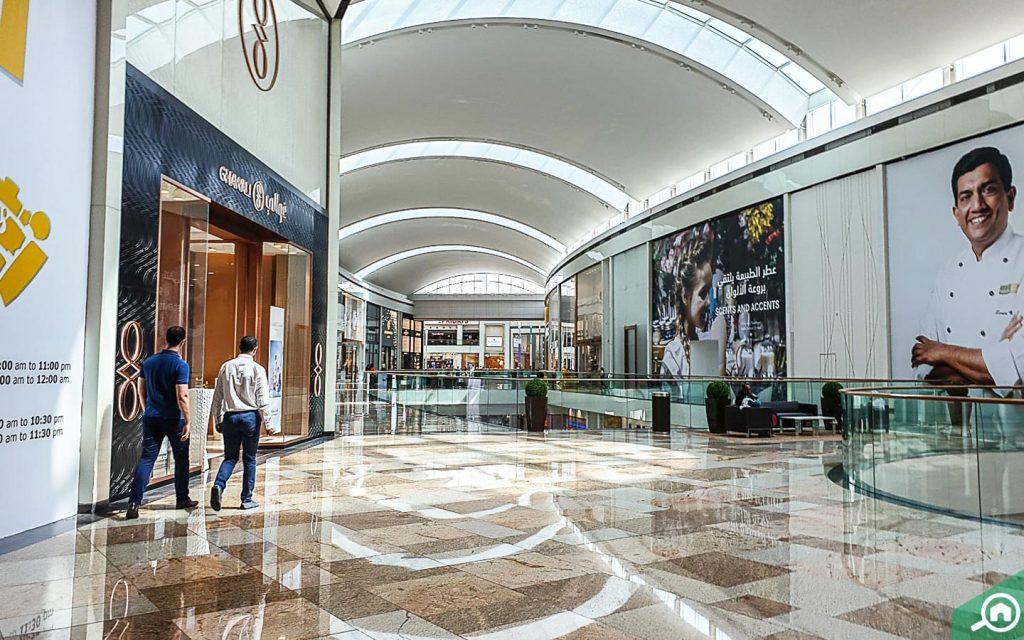 mall near al warsan