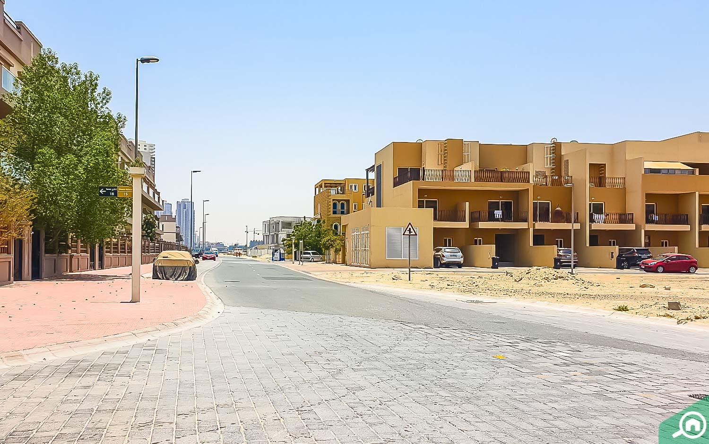 مجمع سكني في قرية جميرا الدائرية