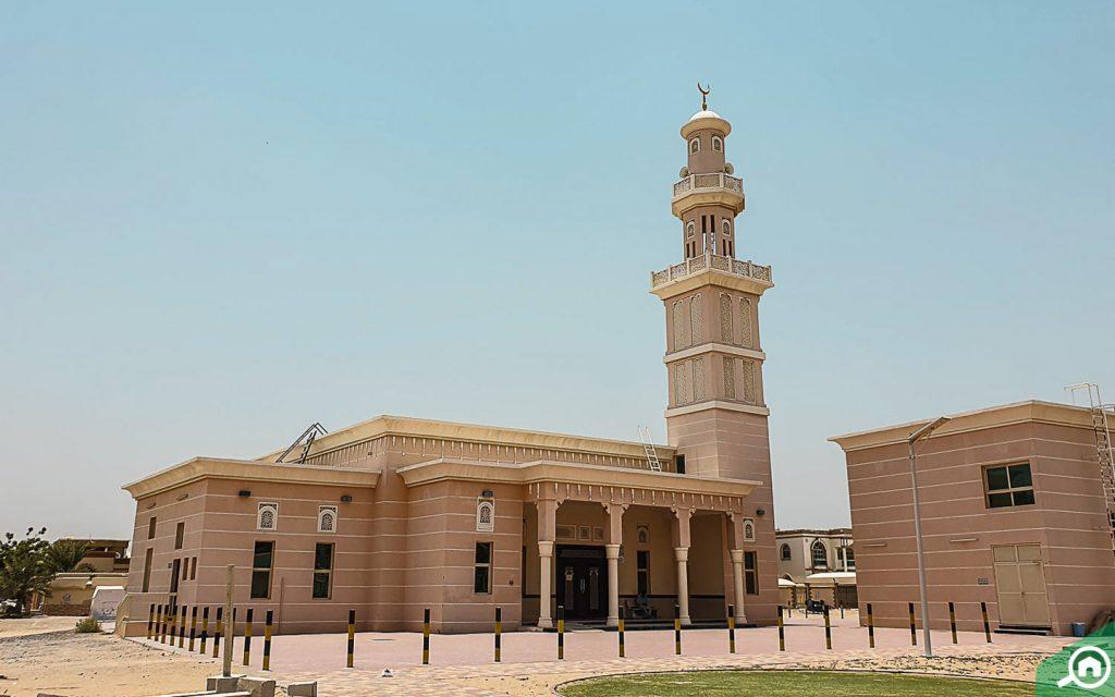 مسجد المهاجرين