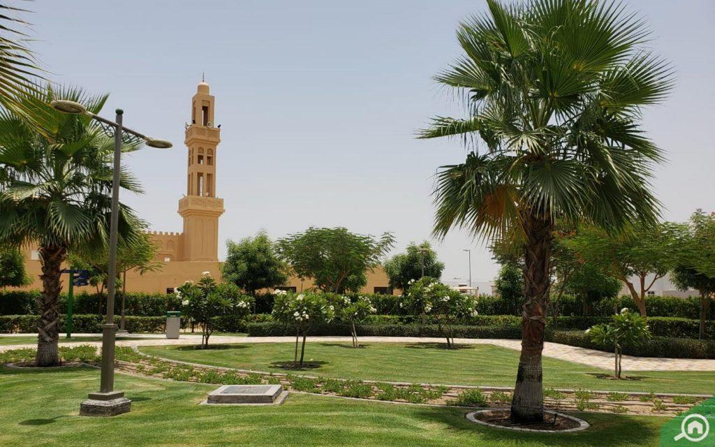 Oud Al Muteena Park