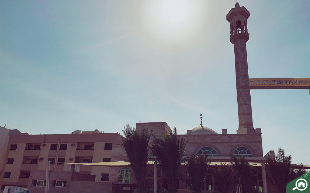 مسجد الكرامة الكبير