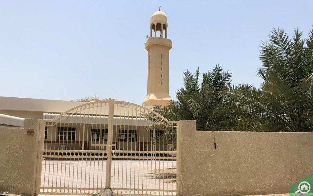 Al Bukhari Mosque Al Nuaimiya