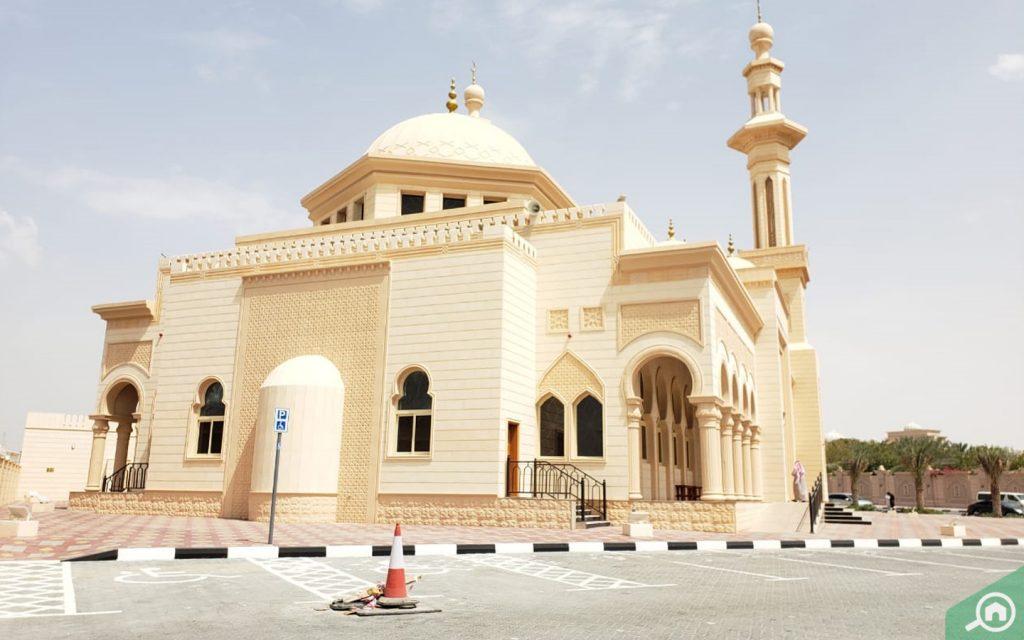 مسجد الجرينة في مويلح