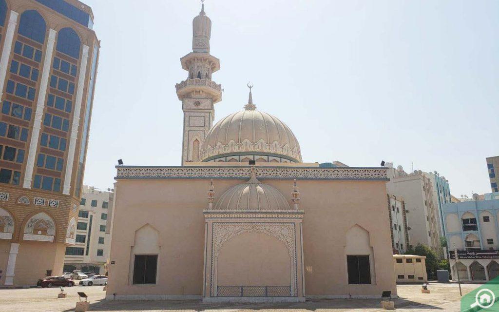 Abu Al Dhar Al Ghifali Mosque