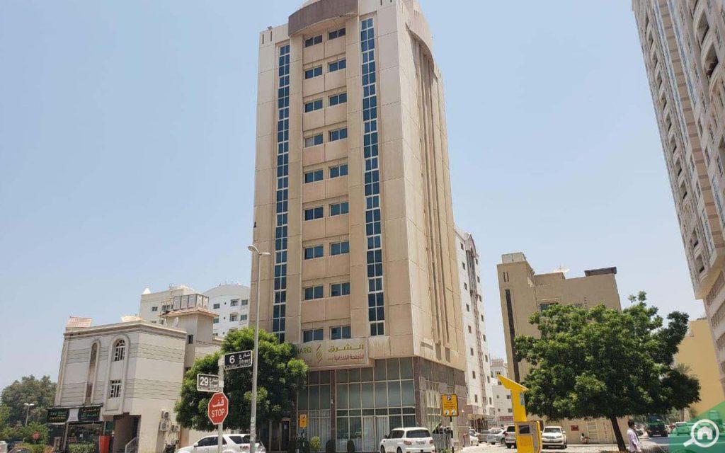 Al Sharq Hotel Suites