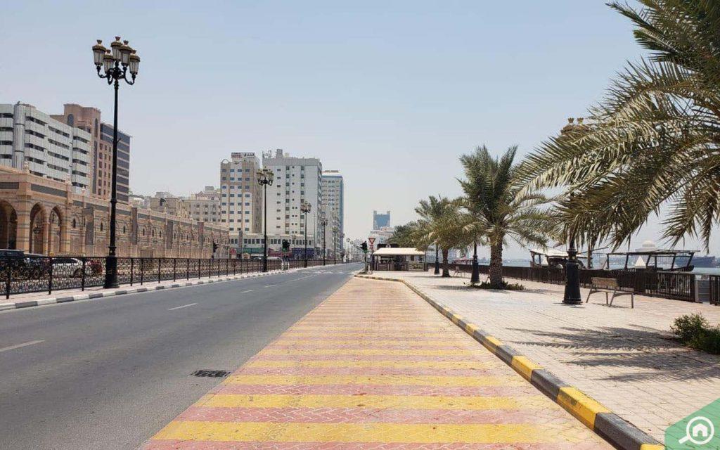 Al Nabba, bus stop
